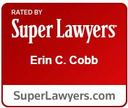 Erin Cobb Super Lawyer Logo