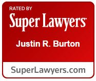Justin R. Burton Super Lawyer Logo