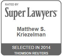 Matthew S. Kriezelman Super Lawyer Logo