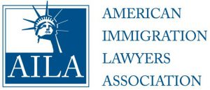 American Immigration Lawyers Association Members logo for Chicago Immigration Attorneys Members