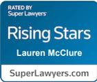 Lauren McClure Rising Stars Logo